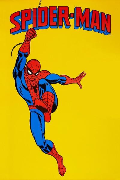 Caratula, cartel, poster o portada de El hombre araña