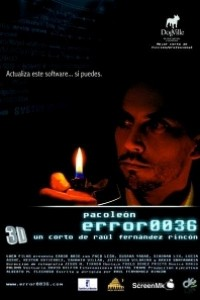 Caratula, cartel, poster o portada de Error 0036