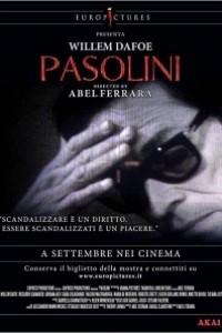 Caratula, cartel, poster o portada de Pasolini
