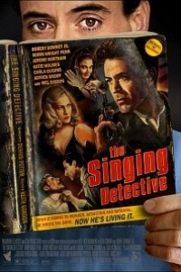 Caratula, cartel, poster o portada de El detective cantante