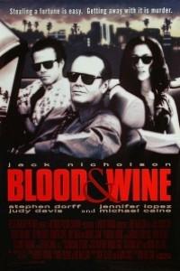 Caratula, cartel, poster o portada de Blood & Wine (Sangre y vino)
