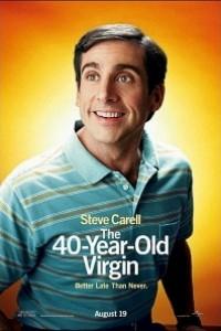 Caratula, cartel, poster o portada de Virgen a los 40