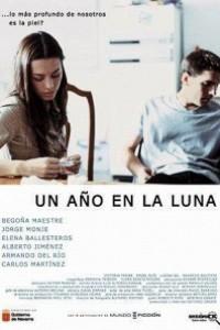 Caratula, cartel, poster o portada de Un año en la luna