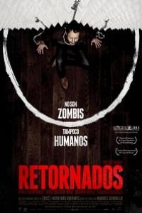 Caratula, cartel, poster o portada de Retornados