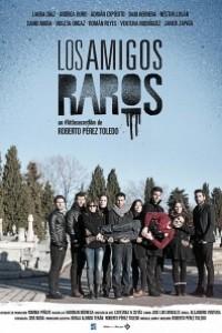 Caratula, cartel, poster o portada de Los amigos raros