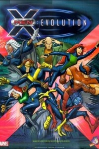 Caratula, cartel, poster o portada de X-Men: Evolution