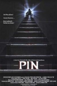 Caratula, cartel, poster o portada de Pin