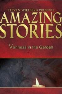 Caratula, cartel, poster o portada de Vanessa en el jardín (Cuentos asombrosos)