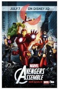 Caratula, cartel, poster o portada de Los Vengadores unidos