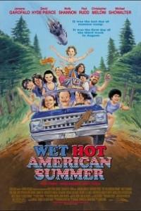 Caratula, cartel, poster o portada de Wet Hot American Summer