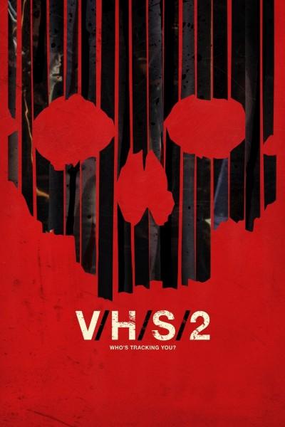 Caratula, cartel, poster o portada de V/H/S/2