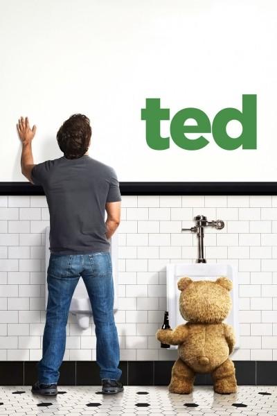 Caratula, cartel, poster o portada de Ted