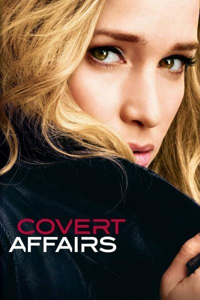 Caratula, cartel, poster o portada de Covert Affairs