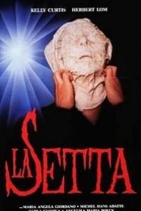 Caratula, cartel, poster o portada de La secta