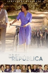Caratula, cartel, poster o portada de 14 de abril, la República