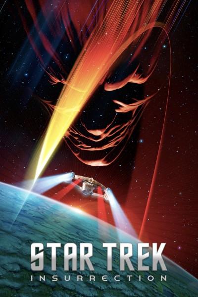Caratula, cartel, poster o portada de Star Trek: Insurrección