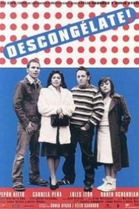 Caratula, cartel, poster o portada de Descongélate