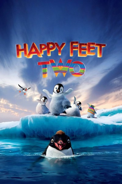 Caratula, cartel, poster o portada de Happy Feet 2