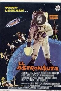 Caratula, cartel, poster o portada de El astronauta