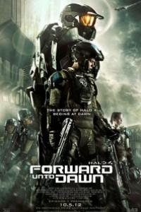 Caratula, cartel, poster o portada de Halo 4: Forward Unto Dawn