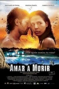 Caratula, cartel, poster o portada de Amar a morir