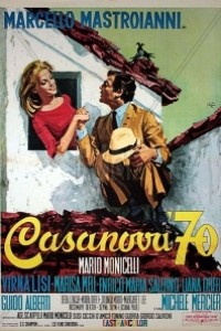 Caratula, cartel, poster o portada de Casanova 70