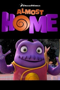 Caratula, cartel, poster o portada de Destino HOME