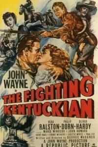 Caratula, cartel, poster o portada de El luchador de Kentucky