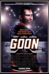 Caratula, cartel, poster o portada de Goon