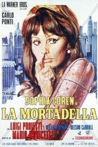 Caratula, cartel, poster o portada de Mortadela