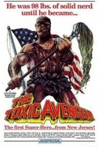 Caratula, cartel, poster o portada de El Vengador Tóxico