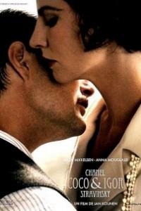 Caratula, cartel, poster o portada de Coco Chanel & Igor Stravinsky