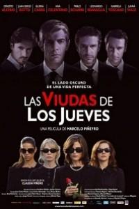 Caratula, cartel, poster o portada de Las viudas de los jueves