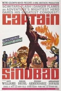 Caratula, cartel, poster o portada de Las aventuras de Simbad