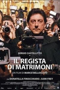 Caratula, cartel, poster o portada de Il regista di matrimoni