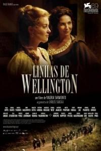 Caratula, cartel, poster o portada de Las líneas de Wellington