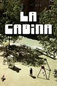 Caratula, cartel, poster o portada de La cabina