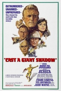 Caratula, cartel, poster o portada de La sombra de un gigante