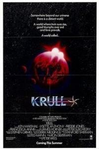 Caratula, cartel, poster o portada de Krull