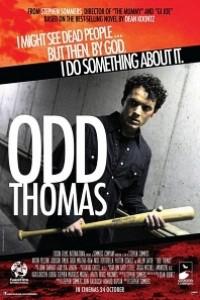 Caratula, cartel, poster o portada de Odd Thomas, cazador de fantasmas