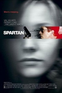 Caratula, cartel, poster o portada de Spartan
