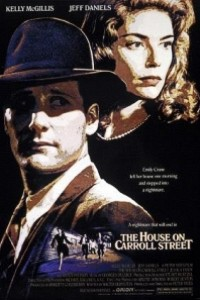 Caratula, cartel, poster o portada de La casa de Carroll Street