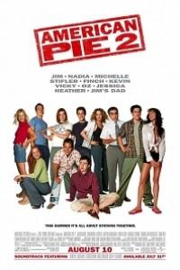 Caratula, cartel, poster o portada de American Pie 2