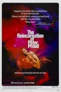 Caratula, cartel, poster o portada de La reencarnación de Peter Proud