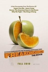 Caratula, cartel, poster o portada de Freakonomics