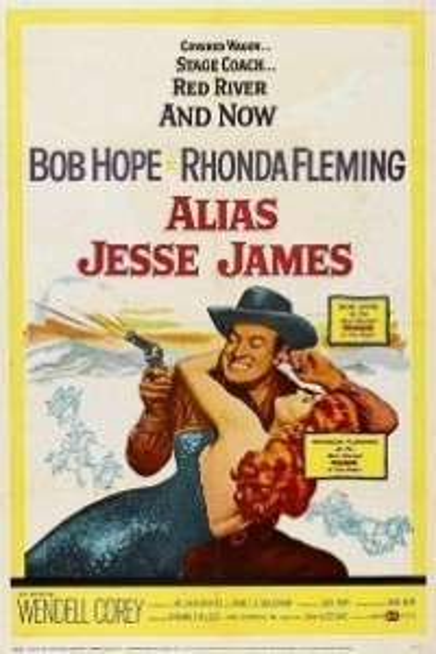 Caratula, cartel, poster o portada de Alias Jesse James
