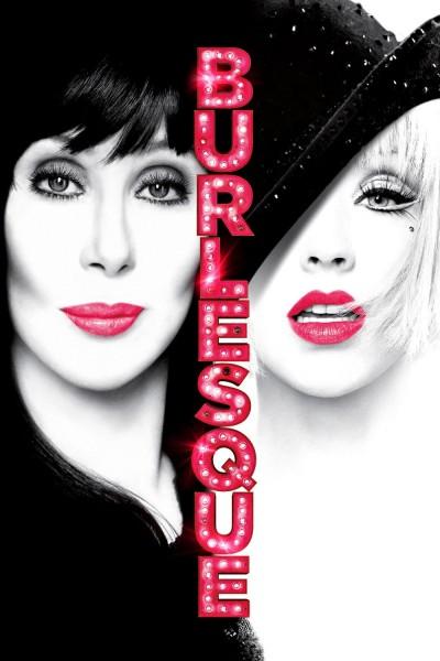 Caratula, cartel, poster o portada de Burlesque