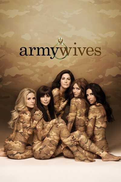 Caratula, cartel, poster o portada de Army Wives