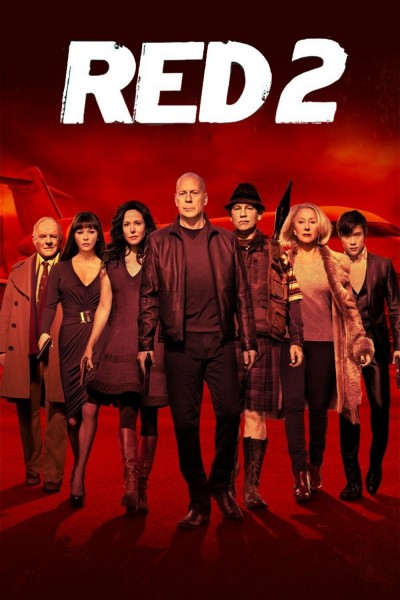Caratula, cartel, poster o portada de Red 2