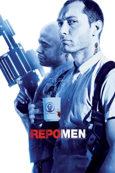 Caratula, cartel, poster o portada de Repo Men